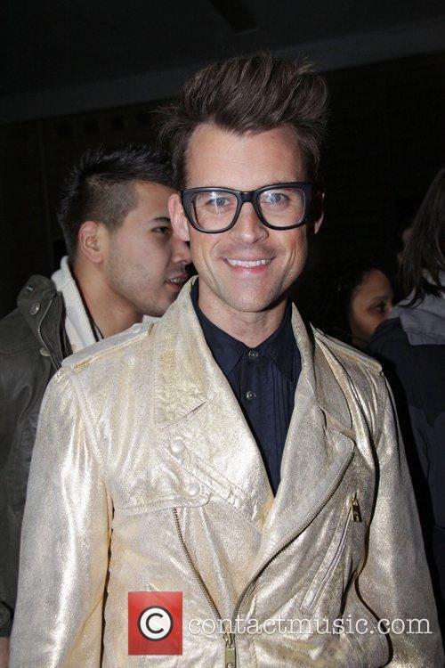 Brad Goreski  Mercedes-Benz Fashion Week Fall 2012...