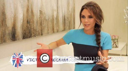 victoria beckham promotional video for the launch 5869709