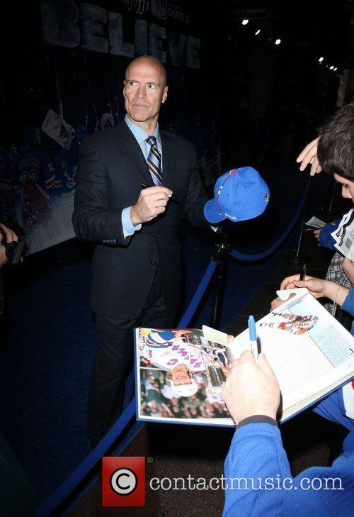 Mark Messier  The Blue Carpet presented by...
