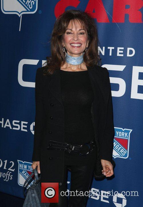 Susan Lucci and Madison Square Garden 1
