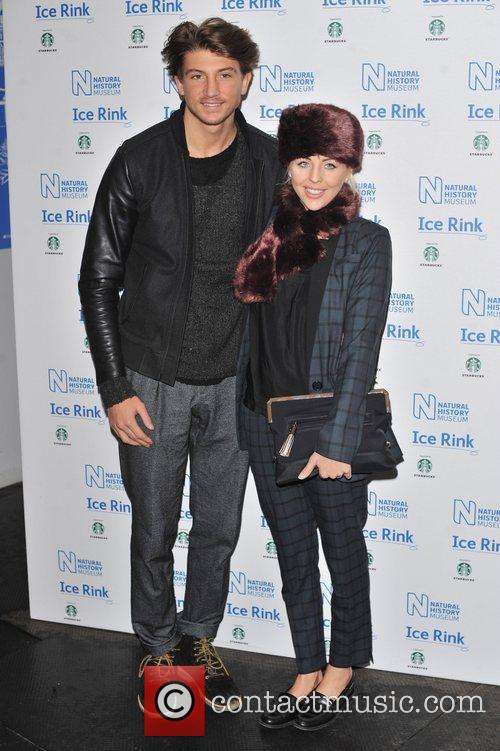 Natural History Museum Ice Rink launch party -...