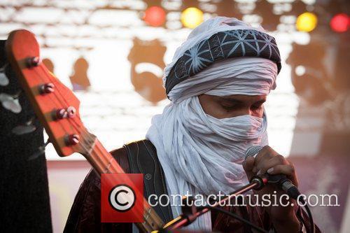 Tinariwen  at the Festival de Nice 2012...
