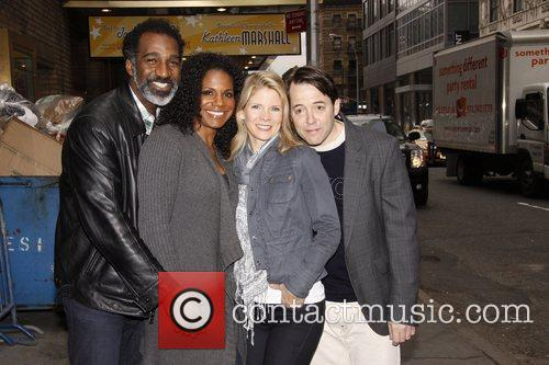 The cast of ' The Gershwins' Porgy and...