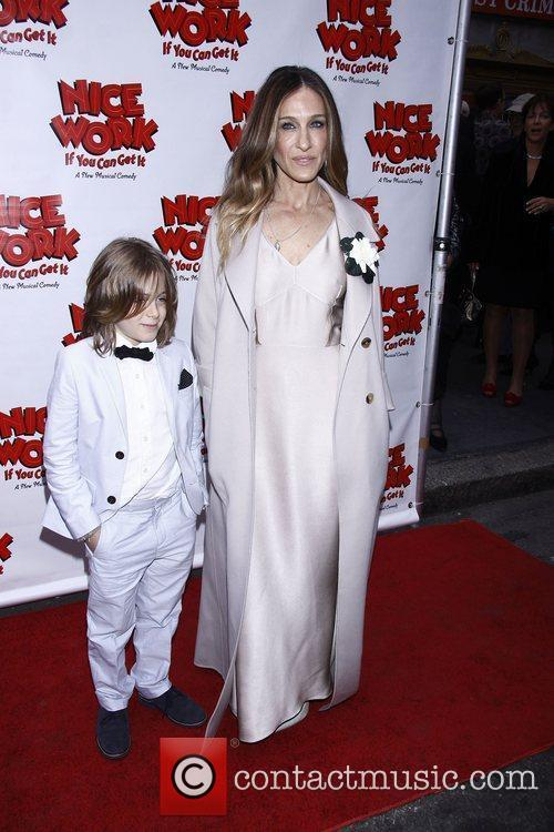 James Wilke, Sarah Jessica Parker and Imperial Theatre 2