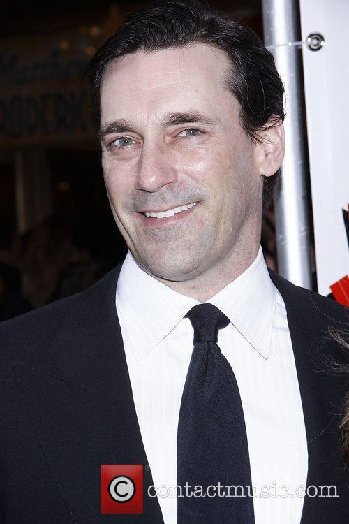Jon Hamm and Imperial Theatre 3