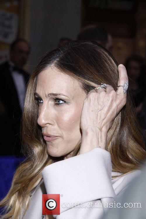 Sarah Jessica Parker and Imperial Theatre 3