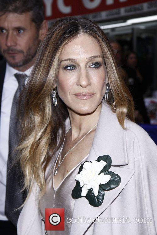 Sarah Jessica Parker and Imperial Theatre 4
