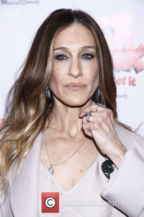 Sarah Jessica Parker and Imperial Theatre 6