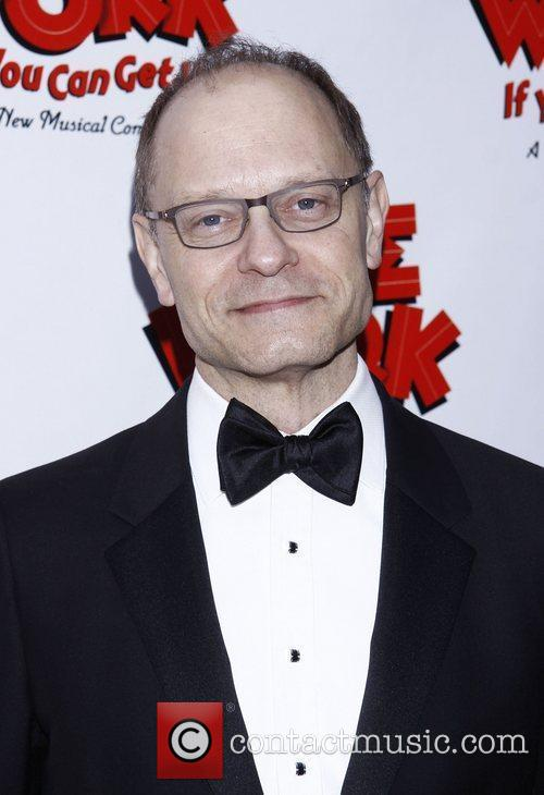 David Hyde Pierce and Imperial Theatre 9