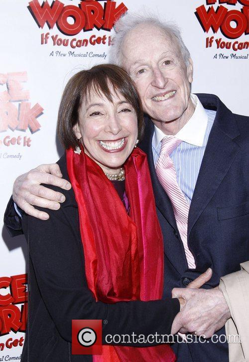 didi conn and david shire broadway opening 3846792