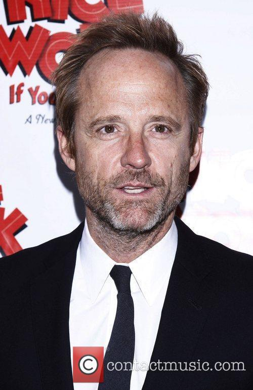 John Benjamin Hickey and Imperial Theatre 3