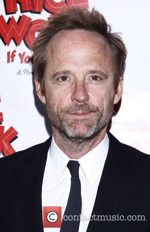 John Benjamin Hickey and Imperial Theatre