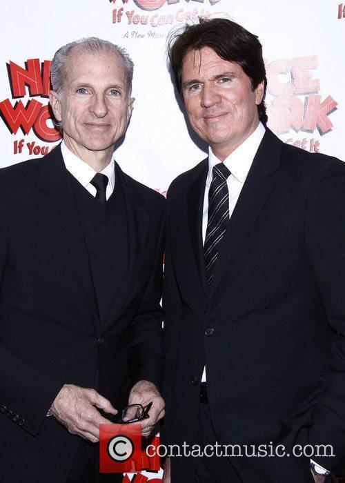 John Deluca, Rob Marshall and Imperial Theatre 2