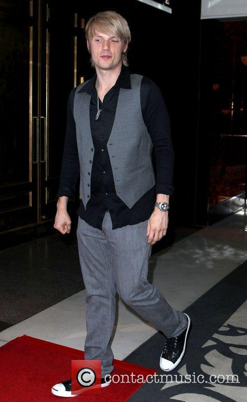 Nick Carter and Hard Rock Hotel And Casino 2