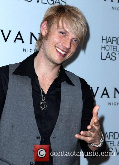 Nick Carter and Hard Rock Hotel And Casino 4