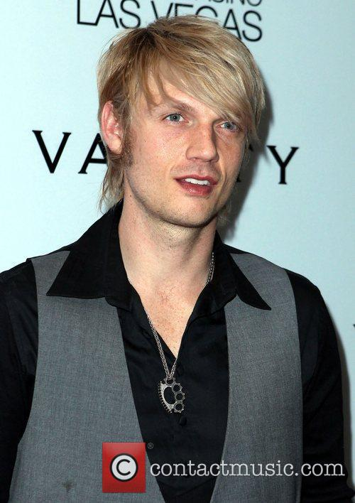Nick Carter and Hard Rock Hotel And Casino 7