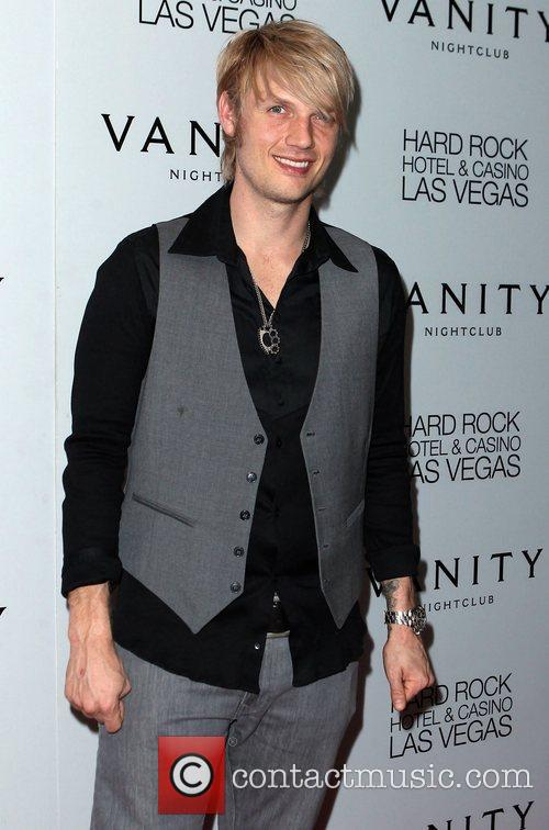 Nick Carter and Hard Rock Hotel And Casino 8