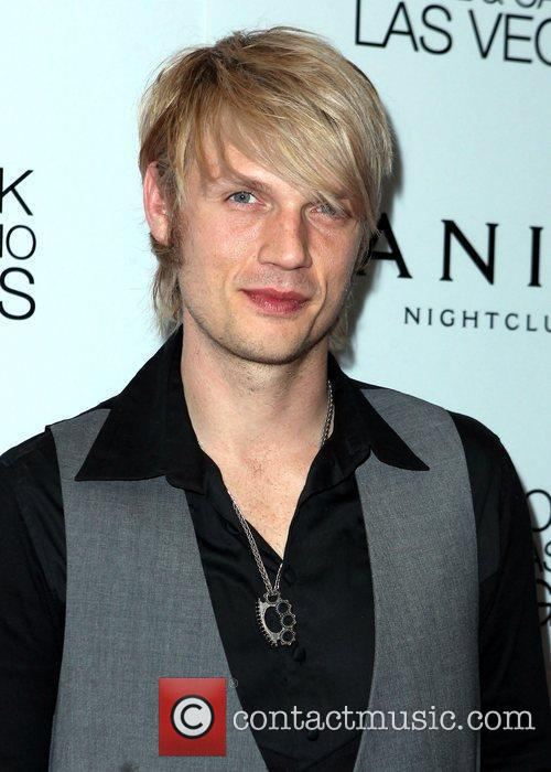 Nick Carter and Hard Rock Hotel And Casino 12