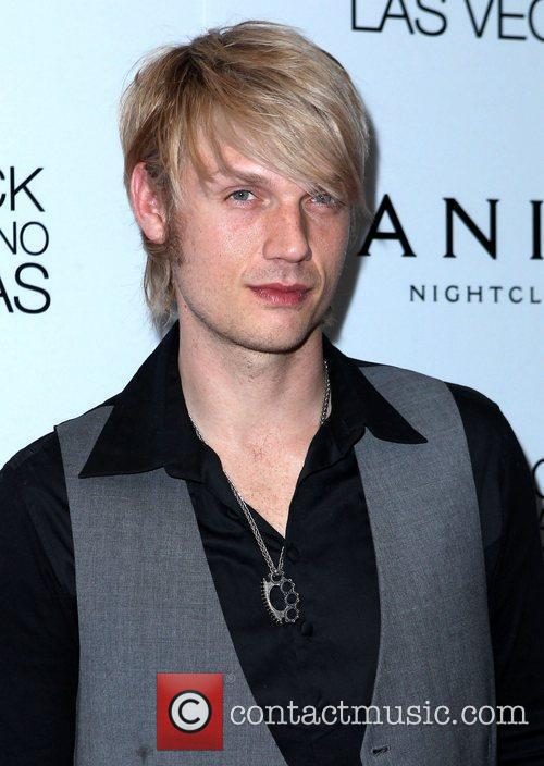 Nick Carter and Hard Rock Hotel And Casino 13
