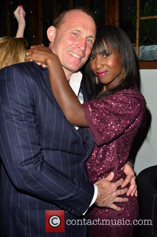 Michelle Gayle and Guest Nick Ede's New Year's...