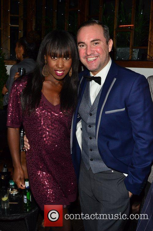 Michelle Gayle and Nick Ede Nick Ede's New...