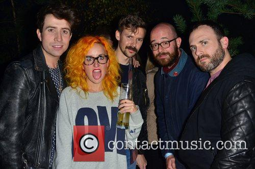 Nick Grimshaw and Scissor Sisters 2