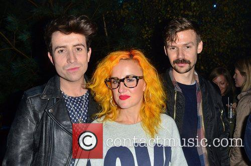 Nick Grimshaw and Scissor Sisters 6