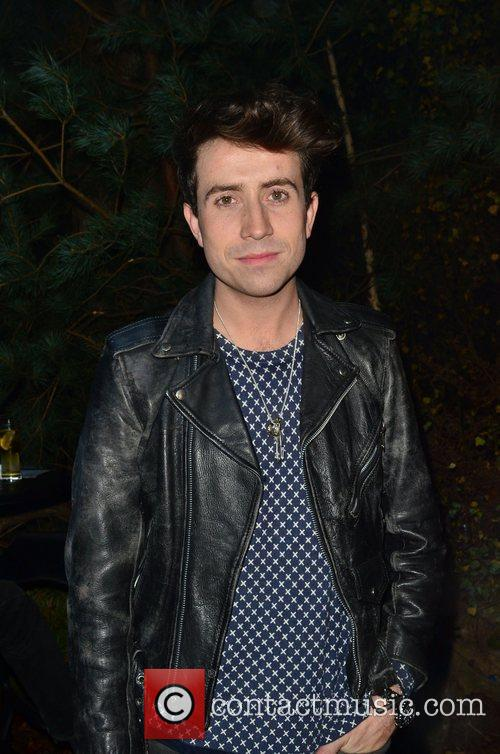 Nick Grimshaw and Scissor Sisters 5