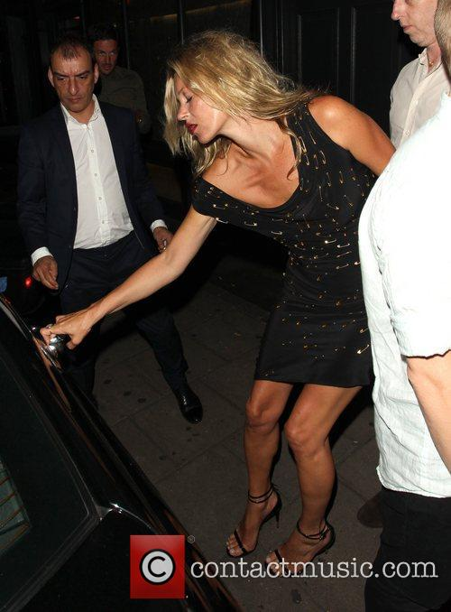 Kate Moss and Groucho Club 3