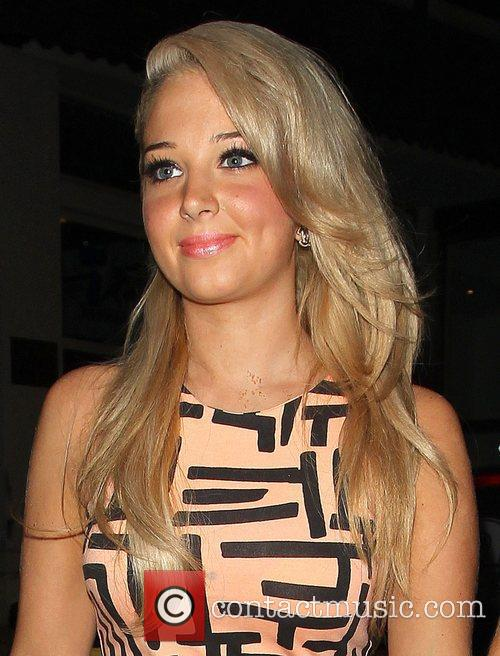 Tulisa Contostavlos and Groucho Club 8