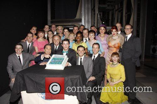 Cast and Nick Jonas 3