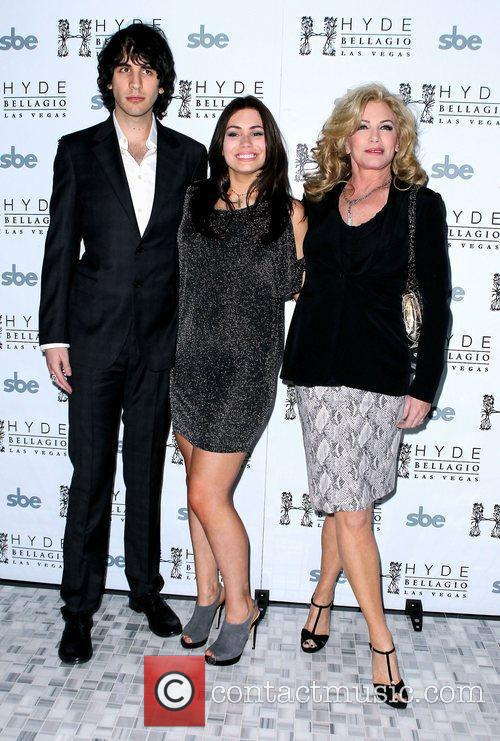 Sophie Simmons and Shannon Tweed 3