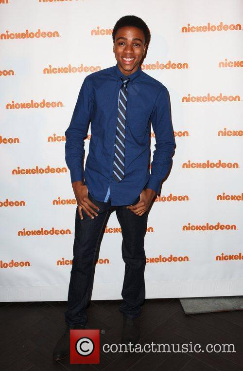 Christopher O'Neal Nickelodeon's Upfront 2012 at the Avalon...