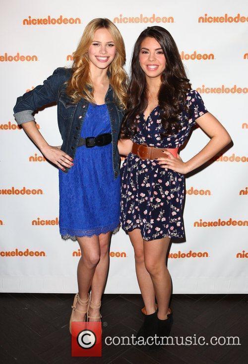 Halston Sage and Samantha Boscarino 2