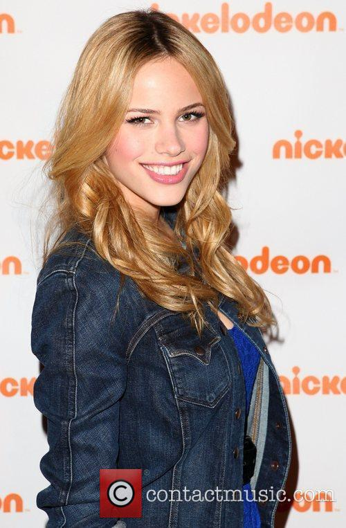 halston sage nickelodeons upfront 2012 at the 3803170