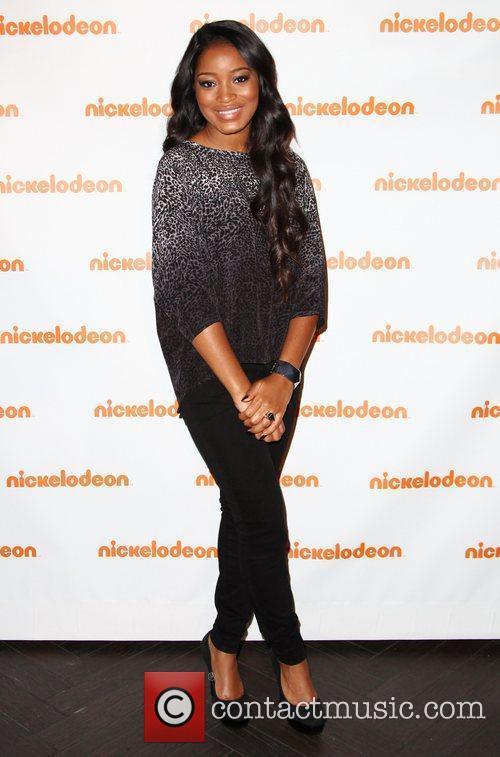 Keke Palmer Nickelodeon's Upfront 2012 at the Avalon...