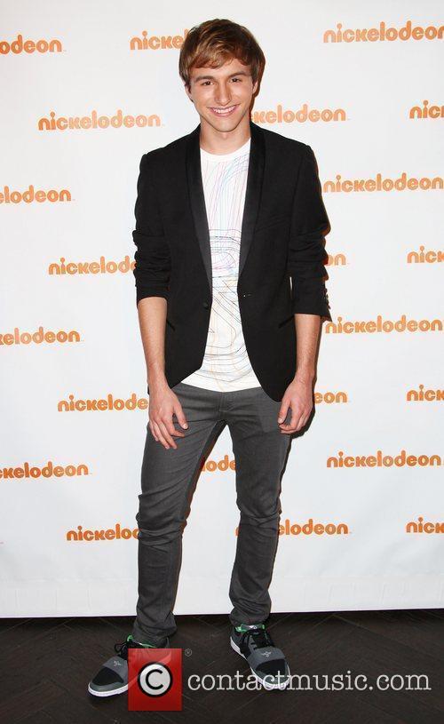 Lucas Cruikshank Nickelodeon's Upfront 2012 at the Avalon...