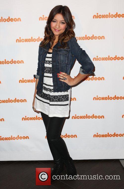 Lulu Antariksa Nickelodeon's Upfront 2012 at the Avalon...