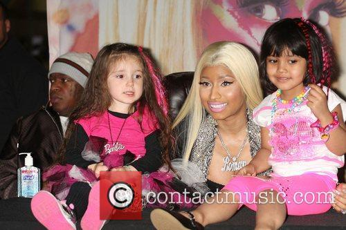 Nicki Minaj and Harlem 2