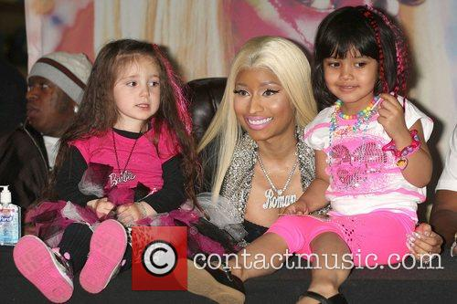 Nicki Minaj and Harlem 3