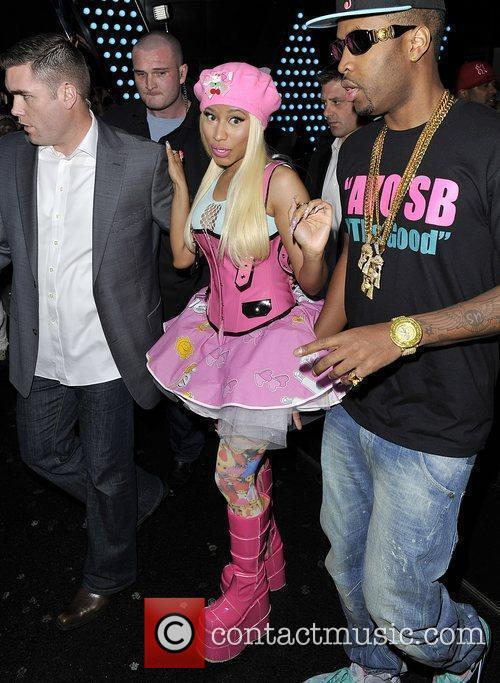 Nicki Minaj and Barbie 2