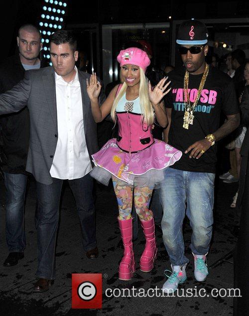 Nicki Minaj and Barbie 4