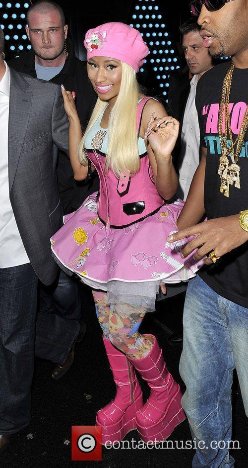 Nicki Minaj and Barbie 5