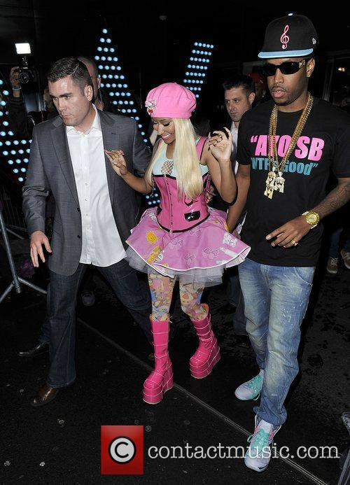 Nicki Minaj and Barbie 6