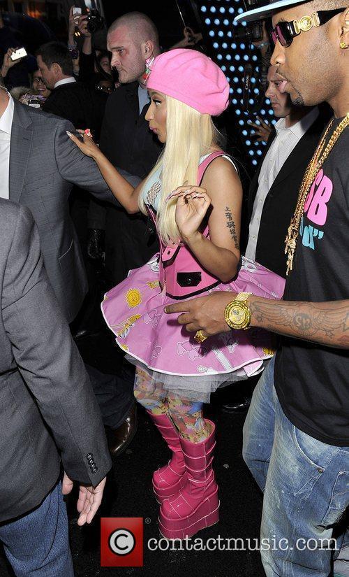 Nicki Minaj and Barbie 7