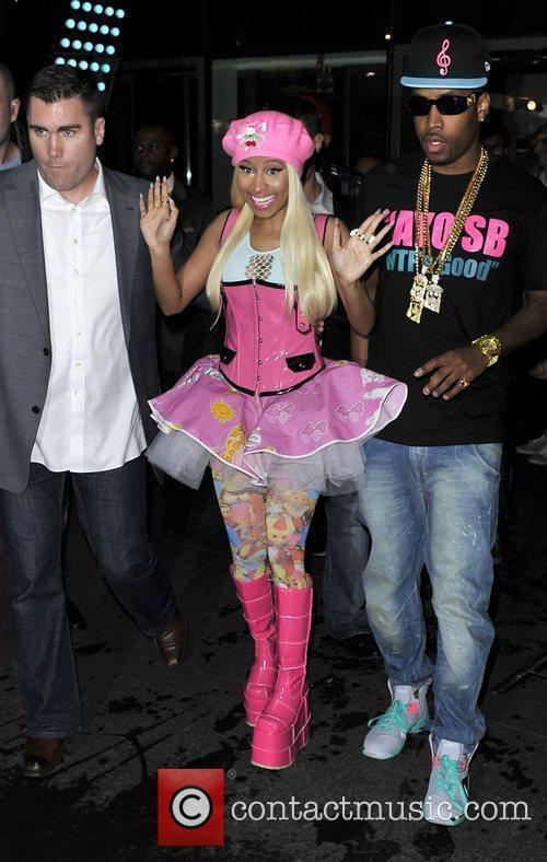 Nicki Minaj and Barbie 9