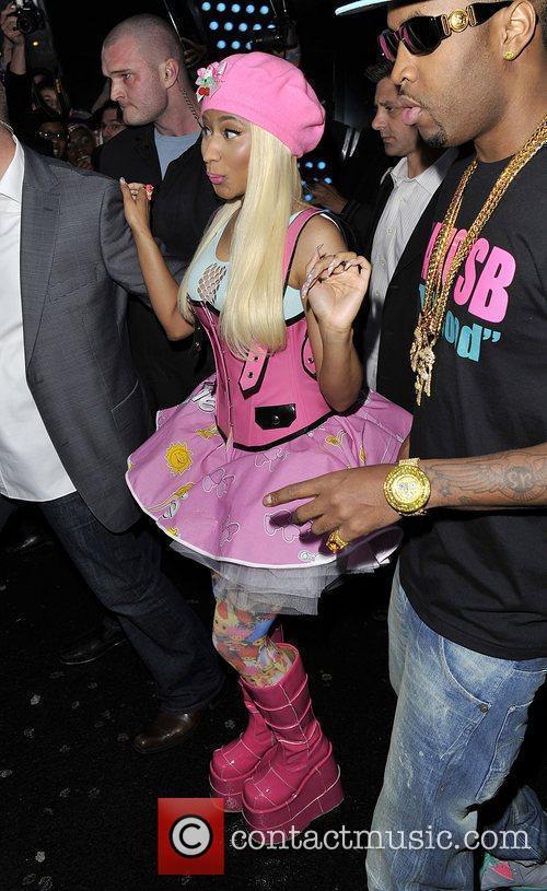 Nicki Minaj and Barbie 11