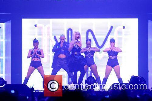 Nicki Minaj, Capital Fm Arena, Pink Friday and Reloaded Tour 2