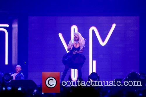 Nicki Minaj, Capital Fm Arena, Pink Friday and Reloaded Tour 4