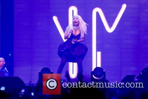 Nicki Minaj, Capital Fm Arena, Pink Friday, Reloaded Tour, Nottingham and England 8